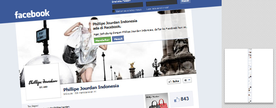 Phillipe Jourdan Indonesia