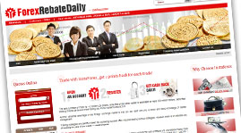Forex Rebate Daily