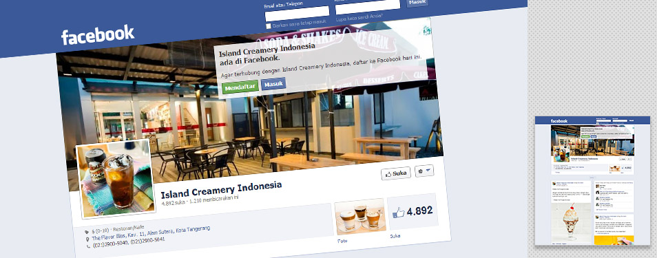 Island Creamery Indonesia
